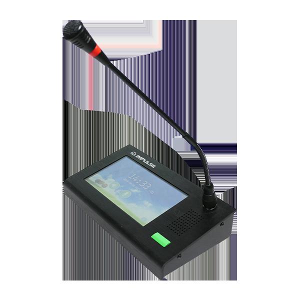 IP PA Microphone
