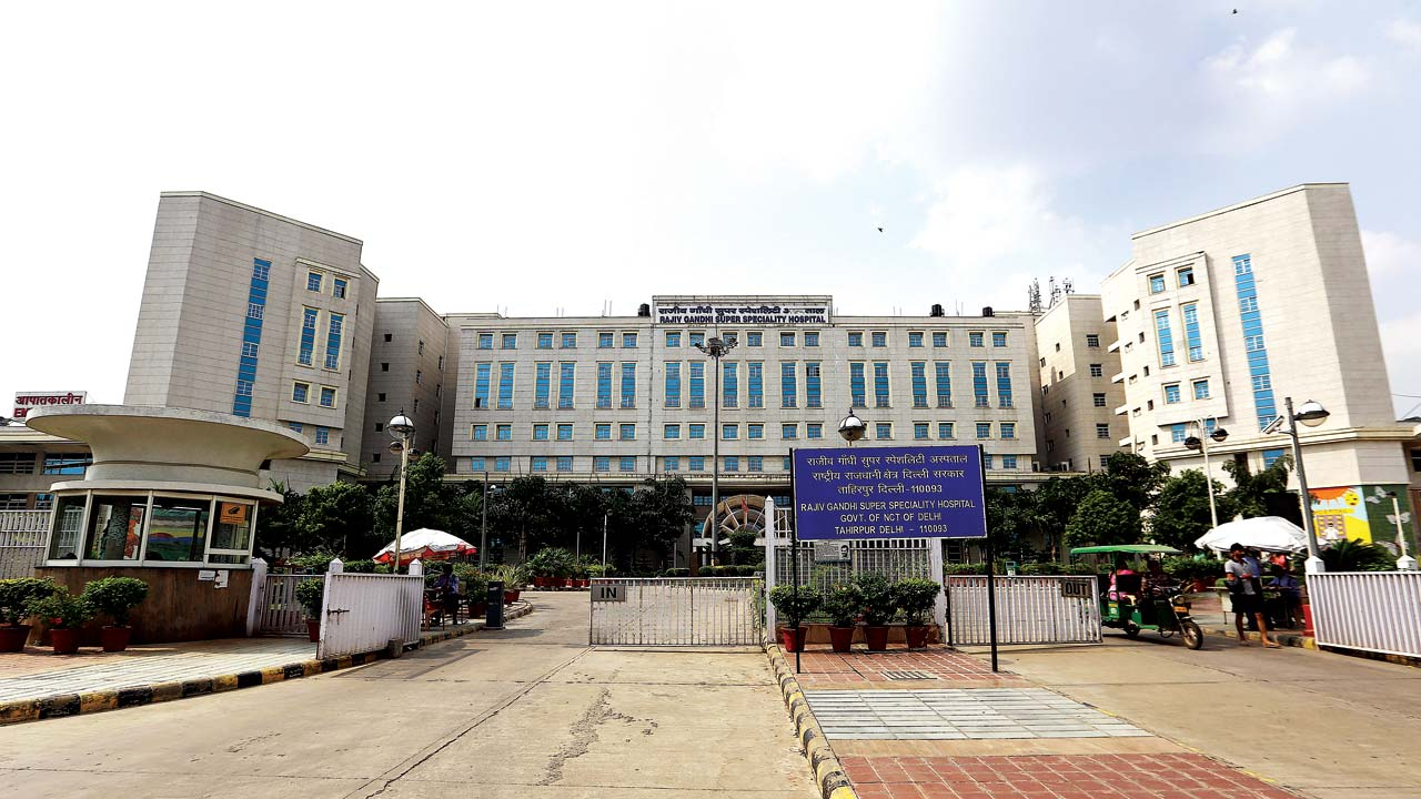 Impulse CCTV & PoE Switching l Hospital Security Implemented at Rajiv Gandhi Super Speciality Hospital
