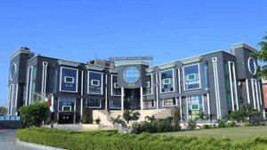 Impulse CCTV & PoE Switching l Venkateshwar International School Installation